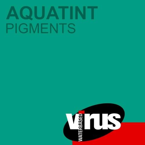 Пигмент водный AquaTint Green, зеленый, 250 г