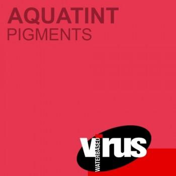 Пигмент AquaTintScarlet, Водный, Ярко-красный
