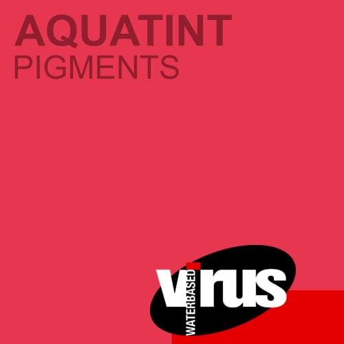 Пигмент водный AquaTint Scarlet, ярко-красный