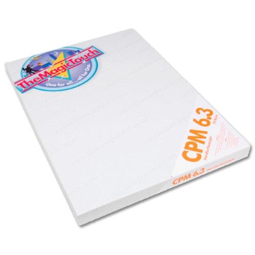 Бумага термотрансферная The Magic Touch СРМ 6.3 А4 для переноса на гладкие твердые поверхности, 100 л