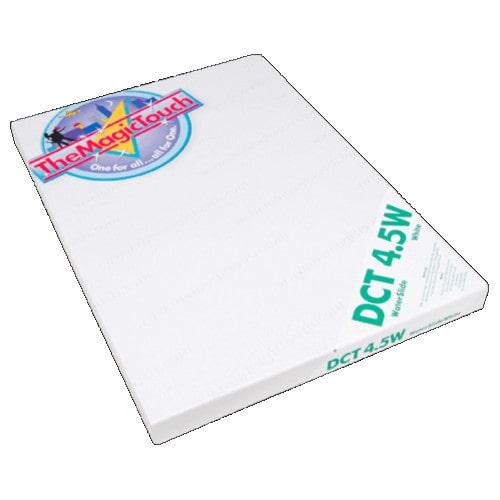 Бумага термотрансферная The Magic Touch DCT 4.5W на твердые поверхности