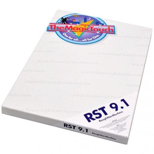 Бумага термотрансферная The Magic Touch RST 9.1 для твердых негладких поверхностей, 1 л
