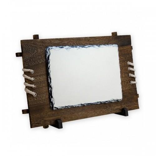 Фотокамень для сублимации 28х30см, SBBH40