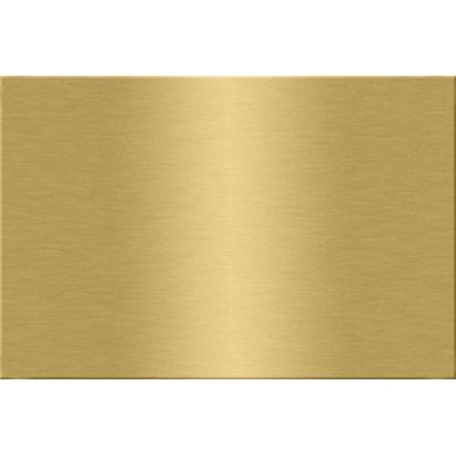 Металлические пластины для сублимации глянцевые золотые, 30.5х61 см