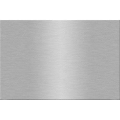 Металлические пластины для сублимации серебро сатин, 305×610 мм