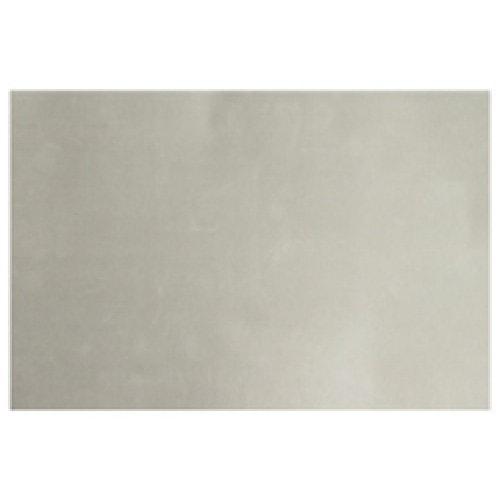 Металлические пластины для сублимации SU04 матовое серебро, 30.5х61 см