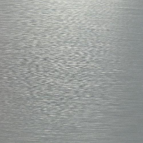 Пластины металлические для сублимации, серебро царапанное, 30,5 х 61 см