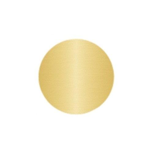 Вкладыш для медали 25 мм, золото
