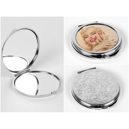 Зеркало для сублимации круглое