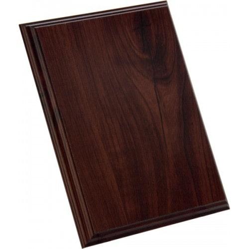 Плакетка деревянная НН А4 Вишня, поле 205 х 275 мм