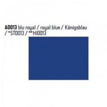 Пленка P.S.Film A0013 royal blue (королевский синий), 1м, 0.50м