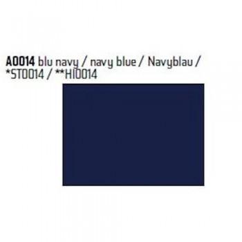 Пленка P.S.Film A0014 navy blue (тёмно-синий), 1м, 0.50м