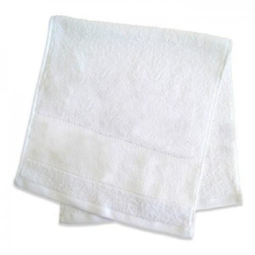 Полотенце с полем для сублимации, белое
