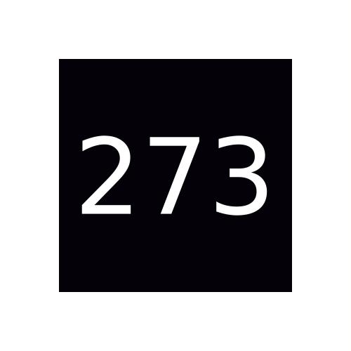 Краска Marabu GL 273 высокоглянцевая черная