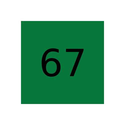 Marabu Краска Marastar SR 067 Grass green. Травянисто зеленый