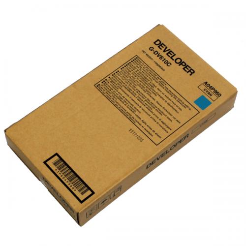 Девелопер Konica Minolta DV-512С порошок, голубой