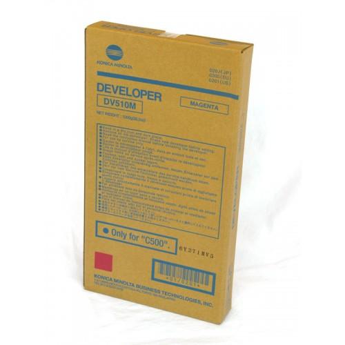 Девелопер порошок малиновый DV-512М для С224/284/364/454/554