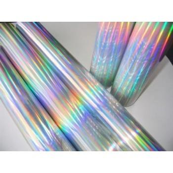 Фольга дл термотрансферного переноса T.Foil, M86 металлик радуга 300 мм х 25 м