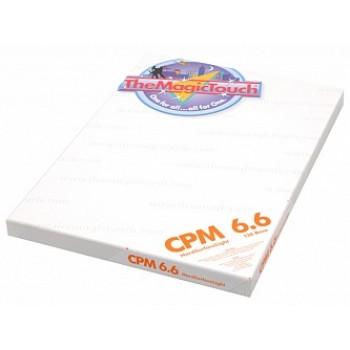 Бумага термотрансферная СРМ 6.6 А4, для переноса на светлую нетканевую поверхность (100 л)