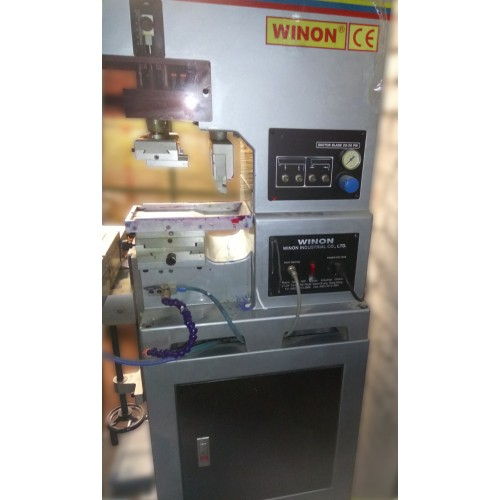Тампонный станок Winon WN-123a (напольный) Б/У