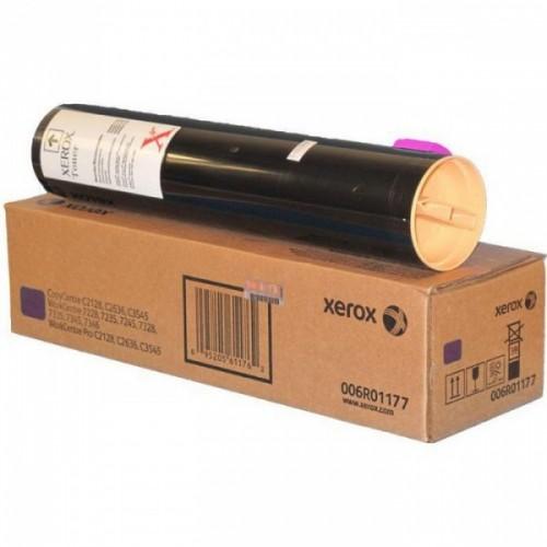 Тонер-картридж для Xerox WS7228/35/45/7328 красный 16К