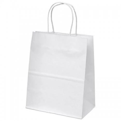 Крафт-пакет для сублимации, 22х11х31, белый