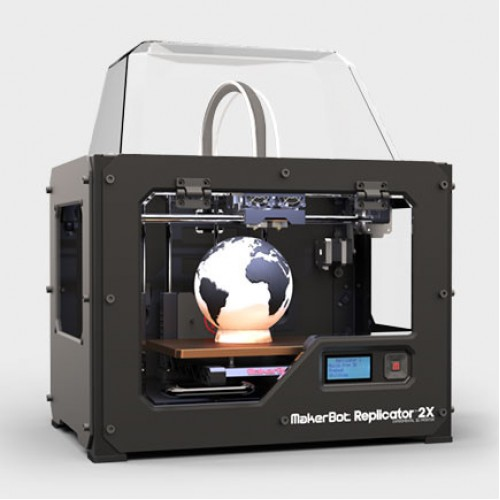 3D-Принтер MakerBot Replicator 2X (European edition)