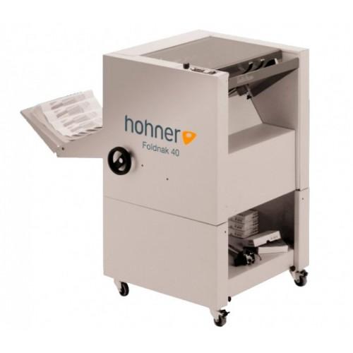 Буклетмейкер Hohner Foldnak 40