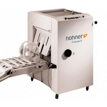 Буклетмейкер Hohner Foldnak 8 с конвейером