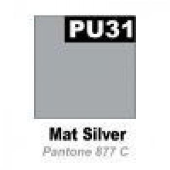 Термопленка  Promaflex PU 31 серебро, 0,51 см х 25 м (Франция)