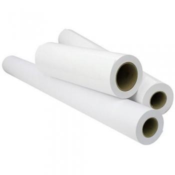Бумага для сублимации, ролик 80 г/м2 (1118мм х 100м х 50,8мм)