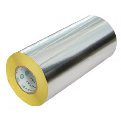 Фольга для тиснения, SILVER, по бумаге 0,10м х 120м