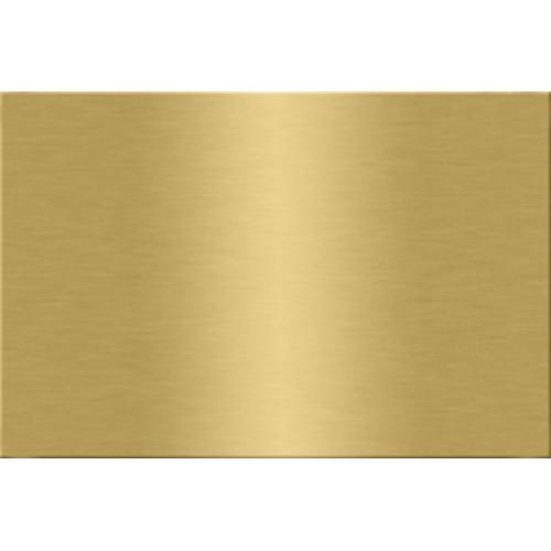 """Алюминиевая пластина  для сублимации """"золото"""", А4 (20х30)"""