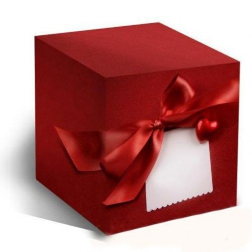 Упаковка праздничная для кружек