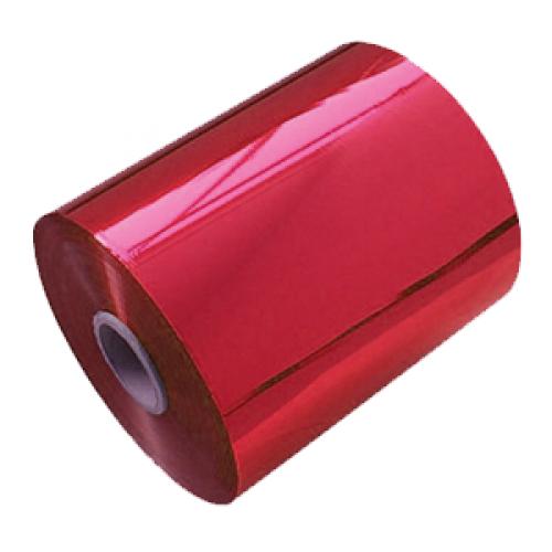 Фольга для тиснения RED, универсальная, 10м х 120м