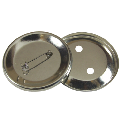Комплект значков d 37 мм, металл/булавка (200шт/уп)