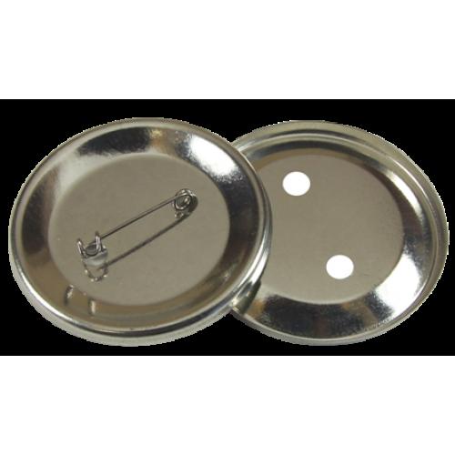 Комплект значков d 56 мм, металл/булавка (100шт/уп)