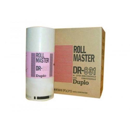 Мастер-пленка DUPLO DR-831L A4