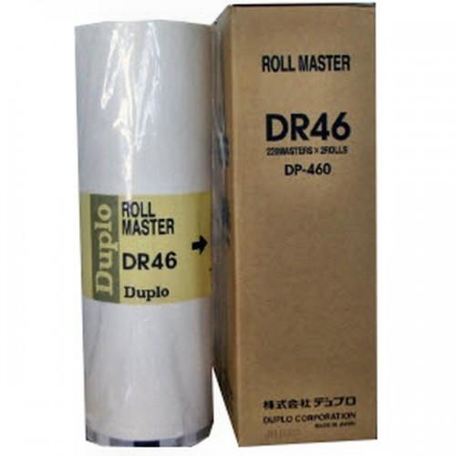DUPLO Мастер-пленка DR 46 для DP 460, А3 (220К)