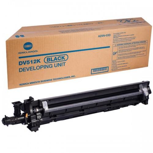 Блок девелопера черный DV-512K для С224/284/364/454/554 (600 тысяч копий)