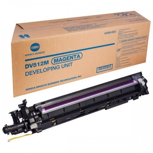 Блок девелопера малиновый DV-512М для С224/284/364/454/554 (600 тысяч копий)