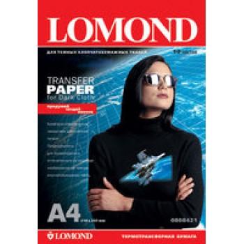 Бумага для струйного принтера для темных тканей Lomond (А4/50л) 0808425