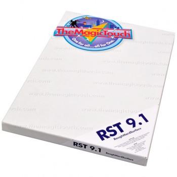 Бумага термотрансферная RST 9.1  (1 лист) на твердые поверхности, имеющие неровную (не гладкую)