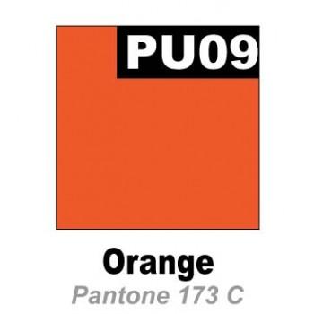 Термопленка  Promaflex PU 09 оранжевый,  0,51 см х 25 м (Франция)