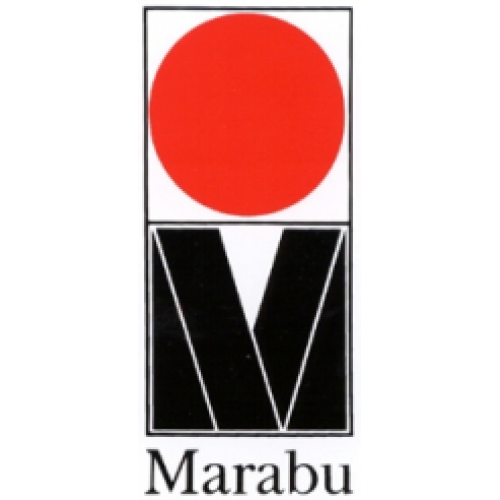 Краска Marabu Glasfarbe GL 555, прозрачный синий