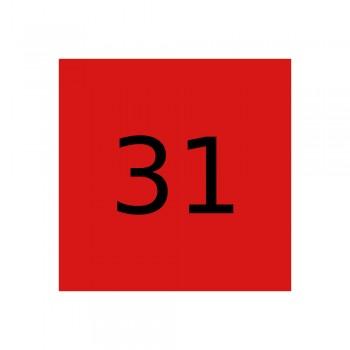 Marabu краска Marapol PY, 031 Багряно-красный