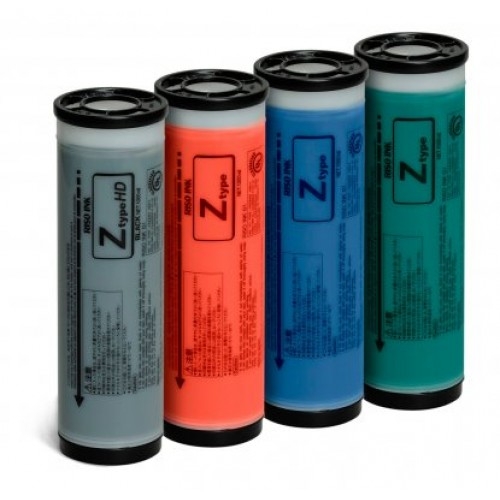 RISO Краска RZ 370/300/230/200  EZ-Type E, желтая