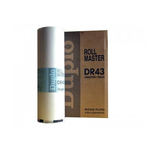 Мастер-пленка DUPLO DR43 для DP-430, (DUP90107)