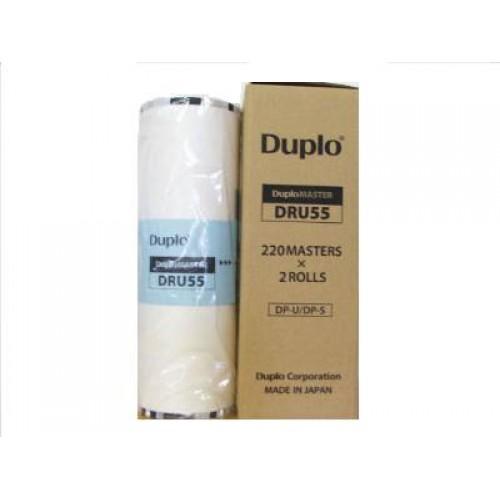 DUPLO Мастер-пленка DRS-55 для DP-S/U550, А3 (220к.)