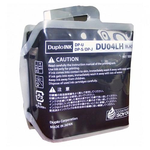 Краска черная DUPLO DU-14L, 1000 мл (DUP90114_1)